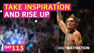 Take inspiration and rise up #113