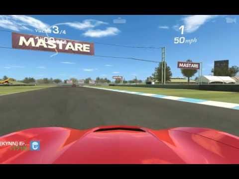 Real Racing 3. CHEVROLET CORVETTE STINGRAY Z51