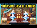 5 TREASURE CHEST 3 LOCATIONS FROM BROTHER QIAN MORA FINAL LOCATION BUGGED ??  LANTERN RITE EVENT
