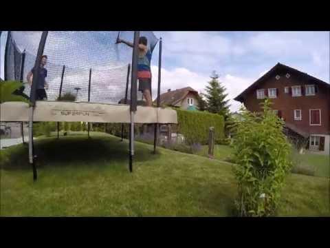 3 Tricks | SuperFun Trampoline