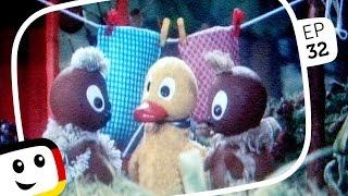 "Sandmännchen: Pittiplatsch ""Der doppelte Pitti"" - Folge 32 - Unser Sandmännchen (rbb media)"