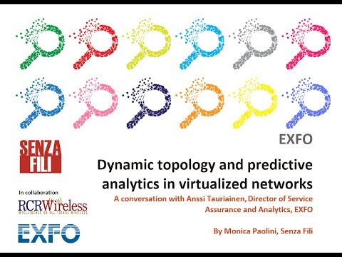 Dynamic topology and predictive analytics in virtualized networks