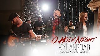 """O Holy Night"" - Adolphe Adam and Placide Cappeau (Kylan Road ft. Andrea Hamilton Cover)"