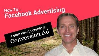 Het Maken van een Conversie Advertentie in Facebook ' s Advertentie Manager