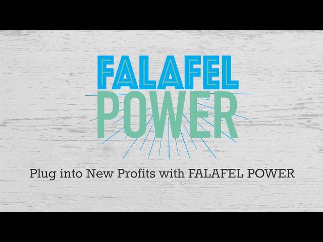 Falafel Power For Your Menu