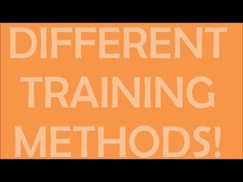 Methods Of Training GCSE PE Amy Shaw.