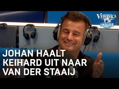 Johan haalt uit naar Van der Staaij: 'Dat zijn gevaarlijke jongens' | VERONICA INSIDE RADIO