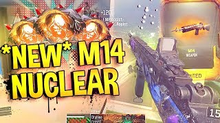 *NEW* M14 NUCLEAR / THE BEST EVER WEAPON IN BO3 SO FAR.. (COD: Black Ops 3 PC)