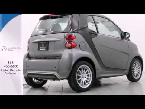 2014 Smart Fortwo Columbus OH Mercedes Benz Dealer, OH #MBS648 - SOLD