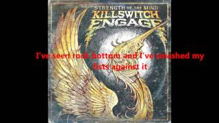 Download Killswitch Engage Strength of the Mind Lyrics