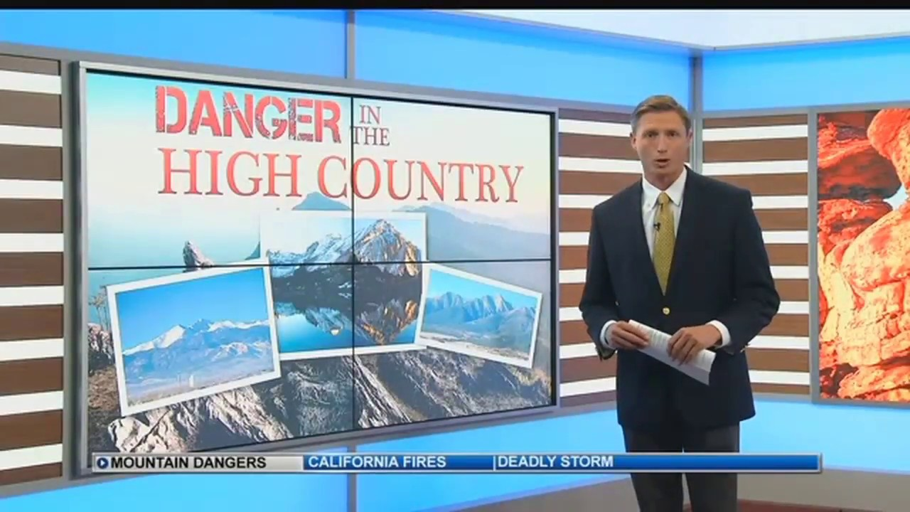 'Unprecedented' number of deaths on Colorado Fourteeners - YouTube