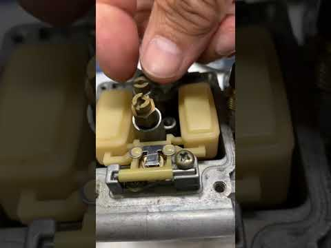 Suzuki 2006 GSXF Katana 600 4-Carburetor System Clean Part 3 Poor Old Man's Mechanic