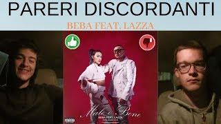 BEBA - MALE O BENE (feat. LAZZA) [REACTION]