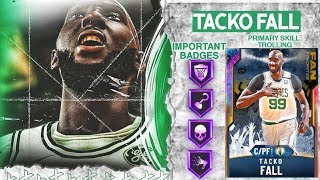 GALAXY OPAL TACKO FALL GAMEPLAY! THE MOST BROKEN CARD IN NBA 2k20 MyTEAM