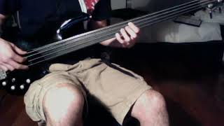 Death - Individual Thought Patterns (Fretless Bass Cover)