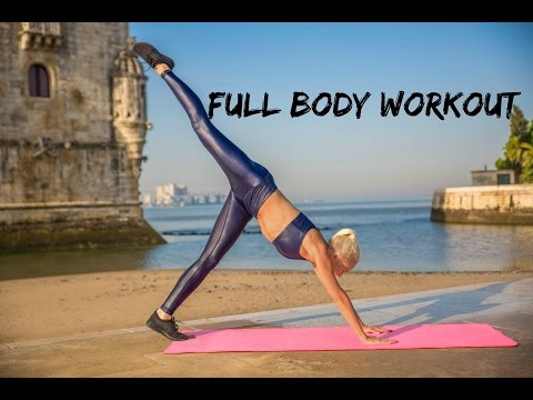 Full Body Workout (Lisbon, Portugal) ☀ How to Stay Bikini Ready Year Round