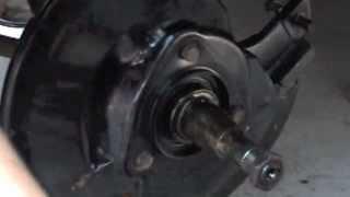 65 falcon disk brake swap
