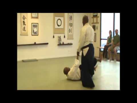 Asiatic Martial Arts, 4th dan Aikido test clip
