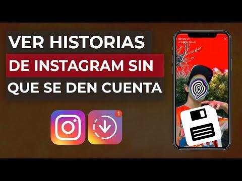 Cómo VER las Historias de Instagram SIN que se den Cuenta