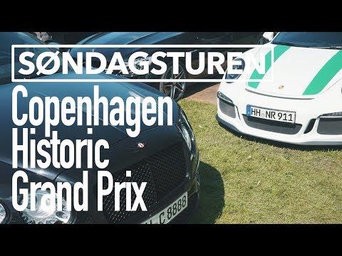 Søndagsturen // Copenhagen Historic Grand Prix // Ræs og fede biler