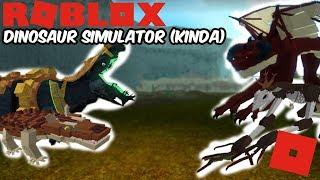 Roblox Dinosaur Simulator (Kinda) - Compilation Of Playing As Dev Dinos!