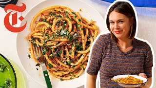 Alison Roman's Caramelized Shallot Pasta | NYT Cooking