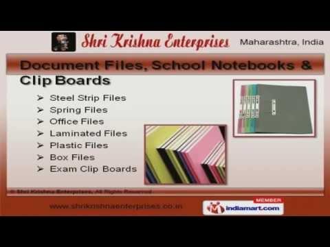 Stationery Products & Decorative Items by Shri Krishna Enterprises, Pune