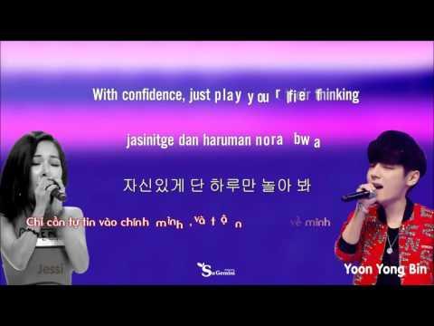 [LYRICS ENG/ROM/HAN/VIETSUB] Jessi ft Yoon Yong Bin - 'Life is good'