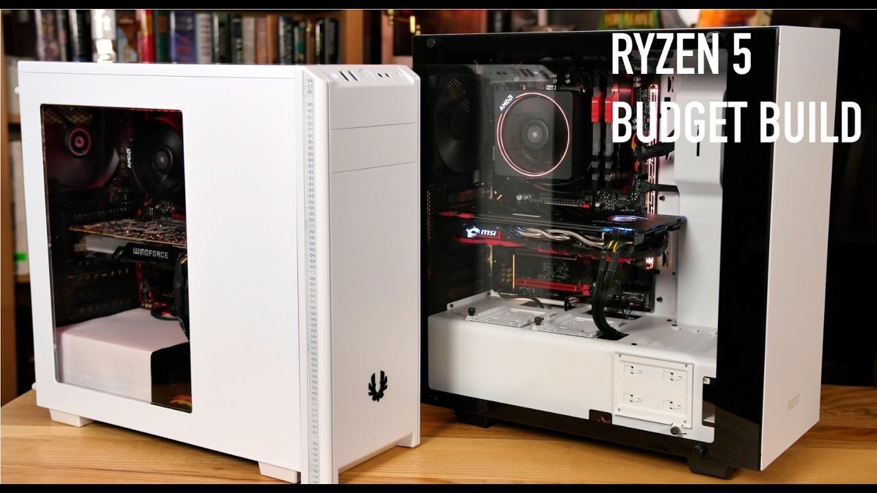 Ryzen 5 Budget Builds | Bang For Your Buck - YouTube