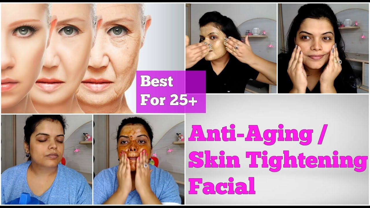 aging facial anti Best