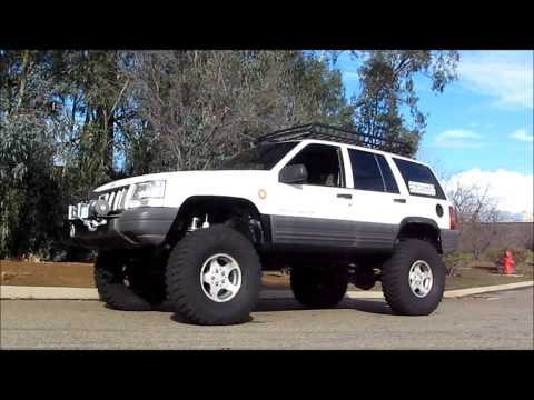 Jeep Grand Cherokee 4x4 Project ZJ Part 42 Rola Roof Rack Extension 59504 59505