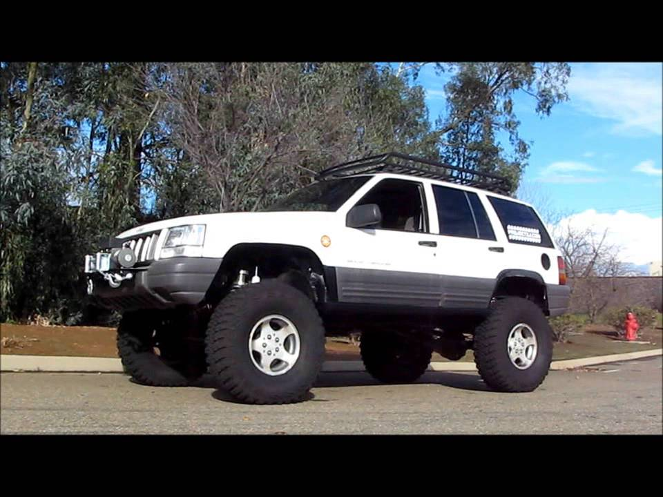 Jeep Grand Cherokee 4x4 Project ZJ Part 42 Rola Roof Rack ...