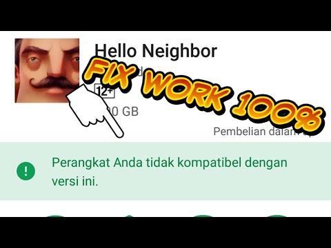 Cara Download Game Hello Neighbor Di Android Yang Tidak ...