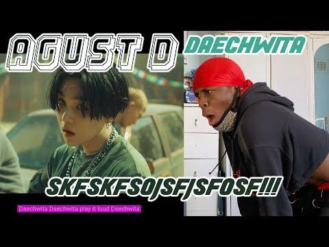 Agust D - Daechwita MV REACTION: B*TCH I'M TWERKING!!! 🤯🍑😫⚰️