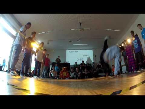 Oxygen Crew vs. Sankofa @ Semifinal CrewBattle: Beasthouse Battle vol. 2