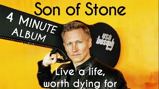 "Album: ""Live a life worth dying for"" by ""Son of Stone"""