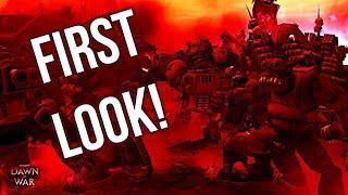 Warhammer 40,000: Dawn of War: Dark Crusade - First Look!