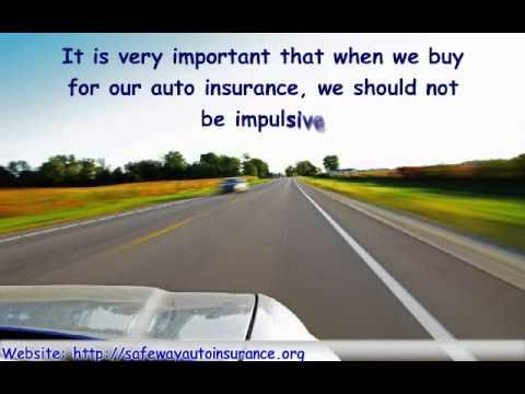 Safeway Auto Insurance