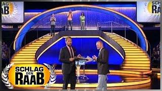 Die ersten Kandidaten - Show 42 - Schlag den Raab