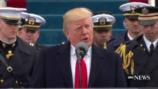 Trump's Inaugural Address: An Analysis