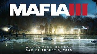 Mafia 3 News: IT'S OFFICIAL! Trailer Coming At GamesCom! 1960's Era & 4 Player Multiplayer Co-op?