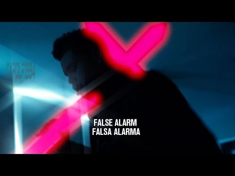 The Weeknd - False Alarm [Lyrics - Sub Español] #Starboy