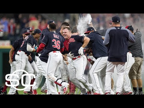 Aaron Boone says the Indians' 22-game win streak is 'remarkable' | SportsCenter | ESPN