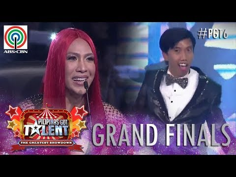 Pilipinas Got Talent 2018 Grand Finals: Joven Olvido - Vape Tricks