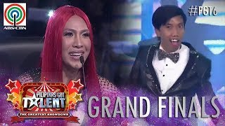 Grand finalists Parody
