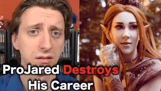 ProJared Destroys His Career