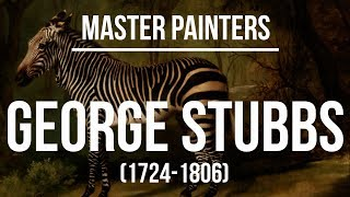 George Stubbs (1724-1806) A collection of paintings 4K Ultra HD