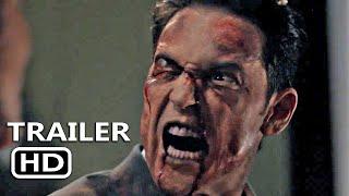 DON'T LOOK BACK Official Trailer (2020) Supernatural, Horror Movie