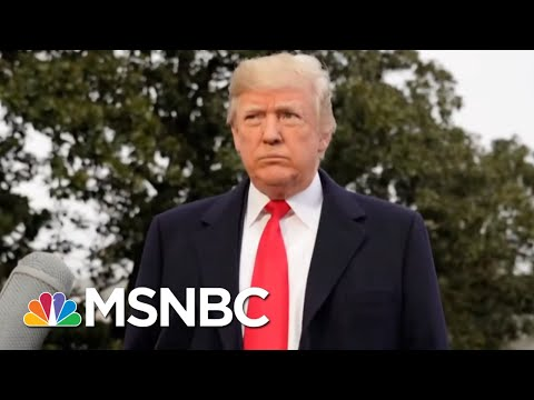 How President Donald Trump Hid His School Transcripts | Hardball | MSNBC