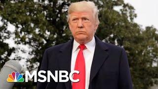 How President Donald Trump Hid His School Transcripts | Hardball | MSNBC thumbnail